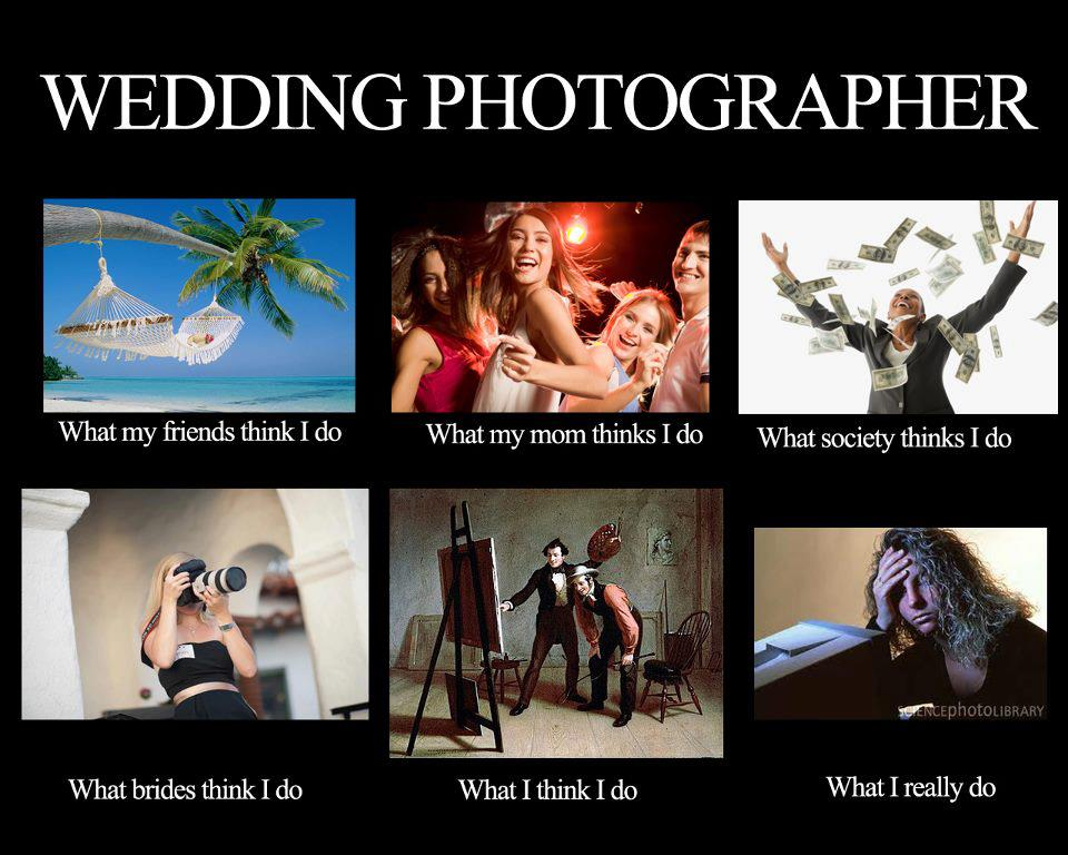 wedding photographer internet meme