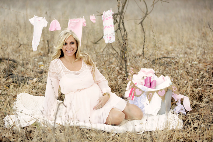 08 baby girl maternity photos